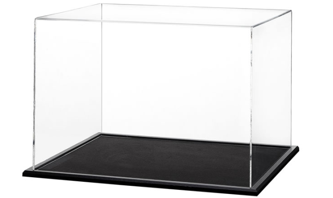 Acrylic Display Cases_